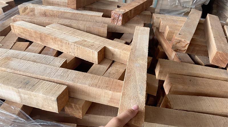 phôi gỗ loại A