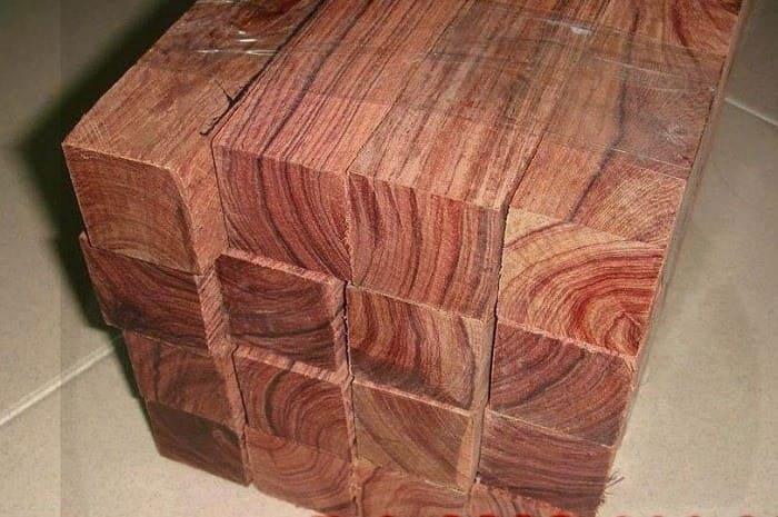 Cách nhận biết gỗ Cẩm Lai