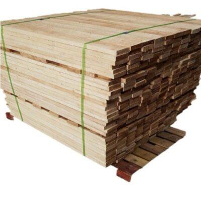 giá gỗ cao su tròn