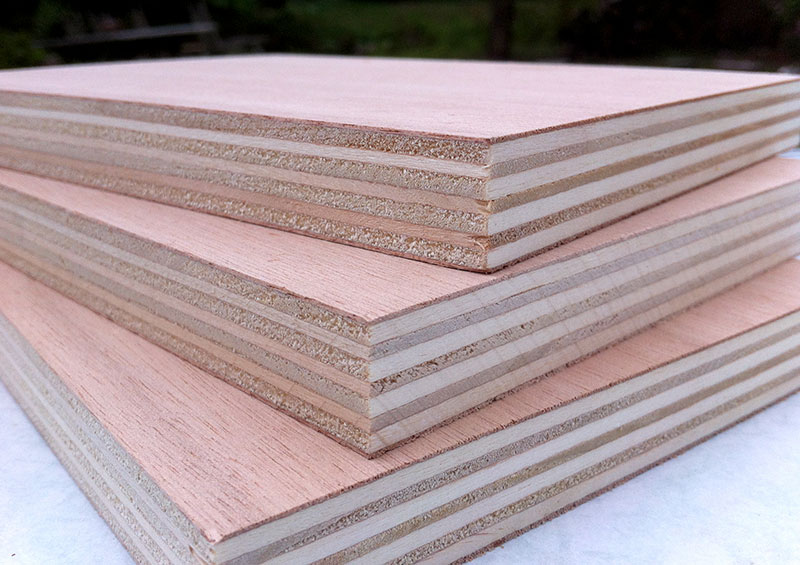 Gỗ dán plywood