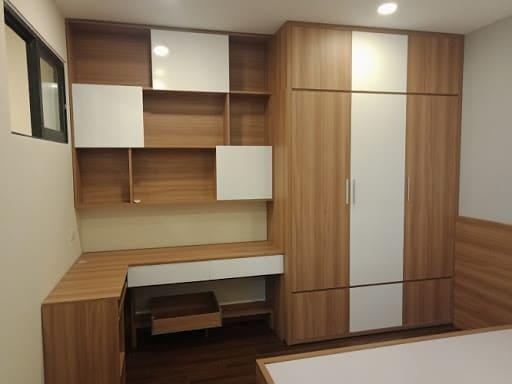 Tủ phòng ngủ MFC