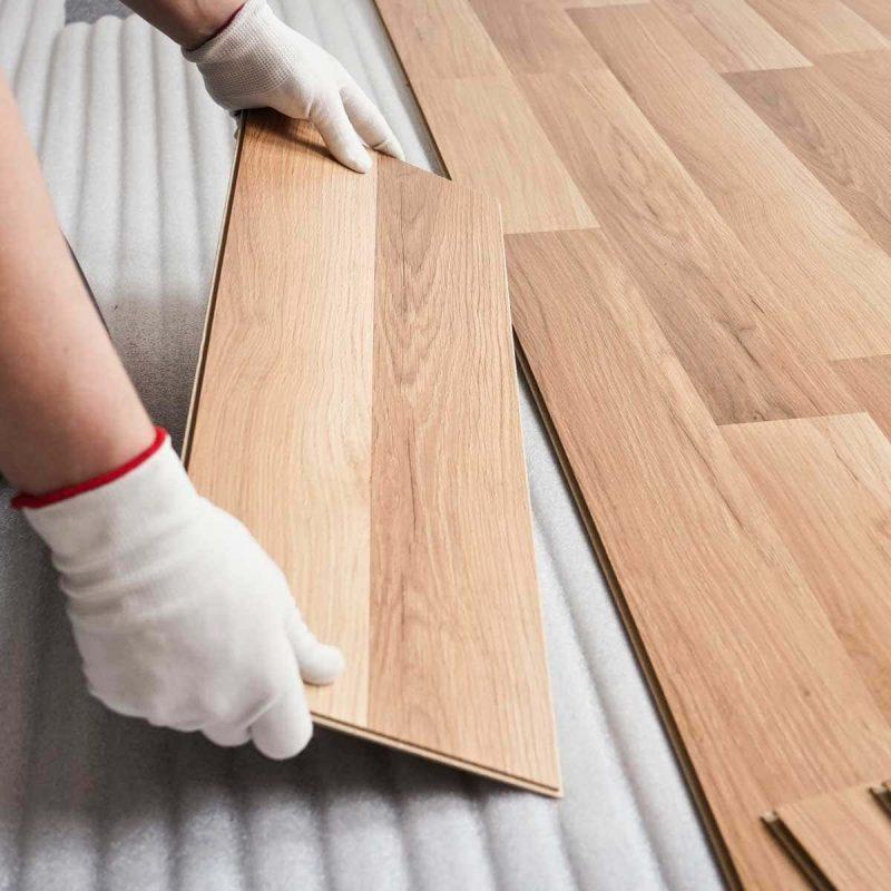 Sàn gỗ laminate an cường