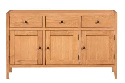 Tủ đồ gỗ sồi