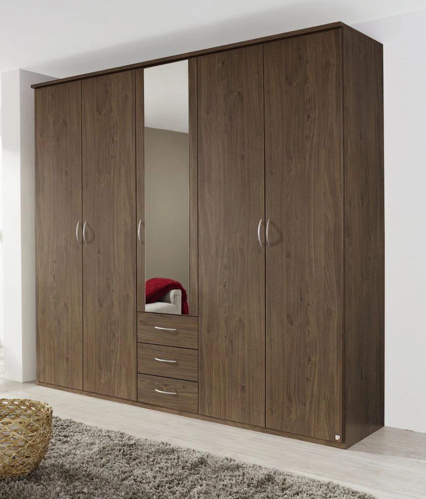 Tủ nội thất phòng ngủ mdf phủ menaline