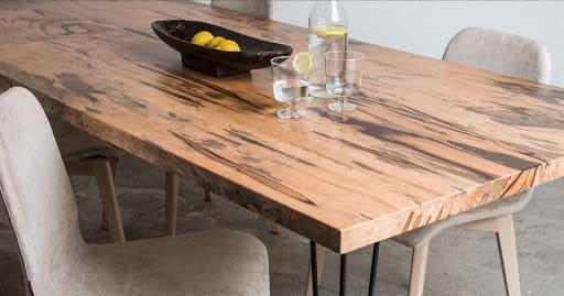 Ứng dụng của gỗ me tây trong nội thất