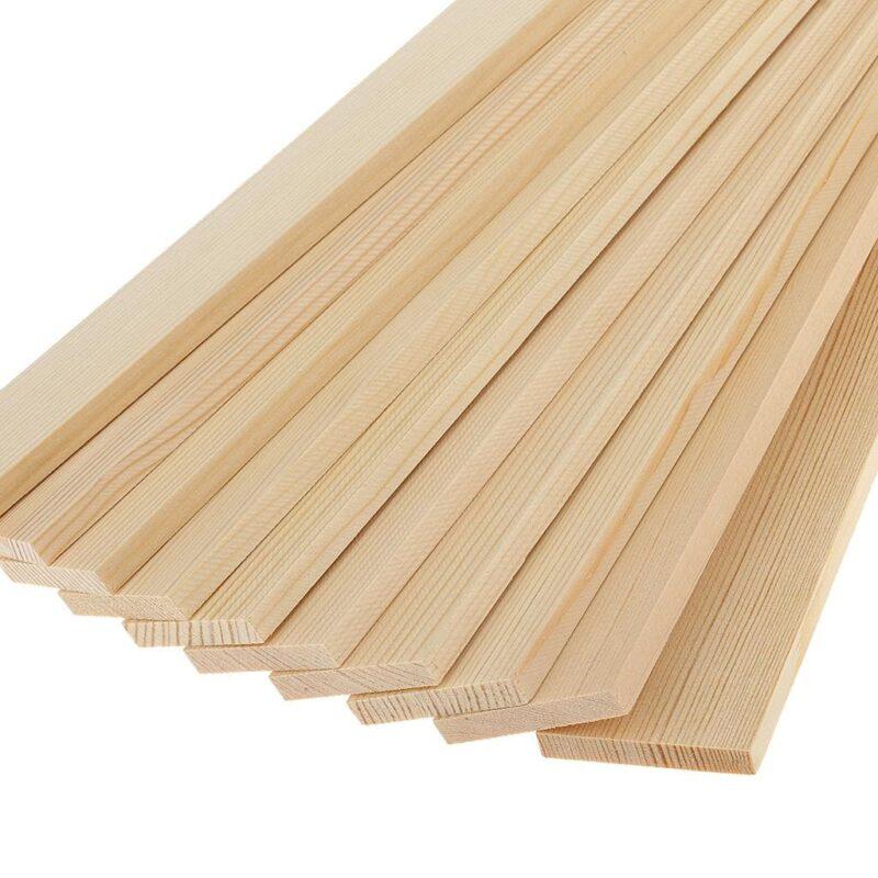 Ưu điểm của gỗ cao su và gỗ thông