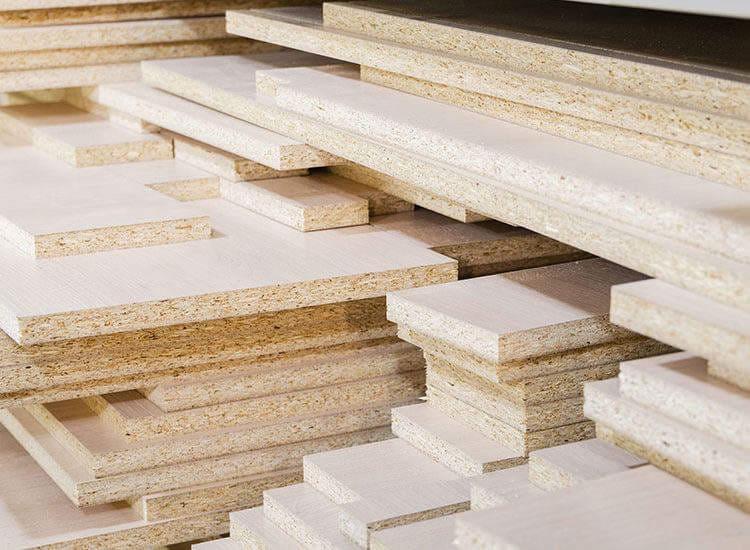 Ván gỗ dăm ép công nghiệp