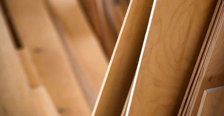 Ván ép gỗ công nghiệp