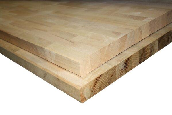Ván gỗ ghép cao su là gì