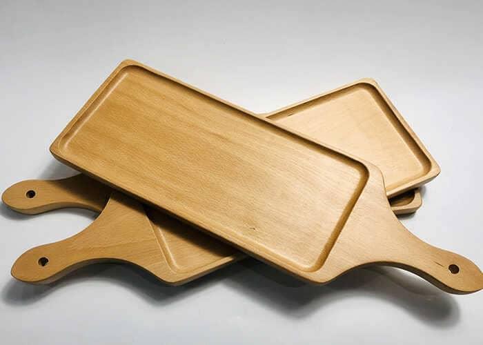 Đồ dùng nhà bếp gỗ dẻ gai