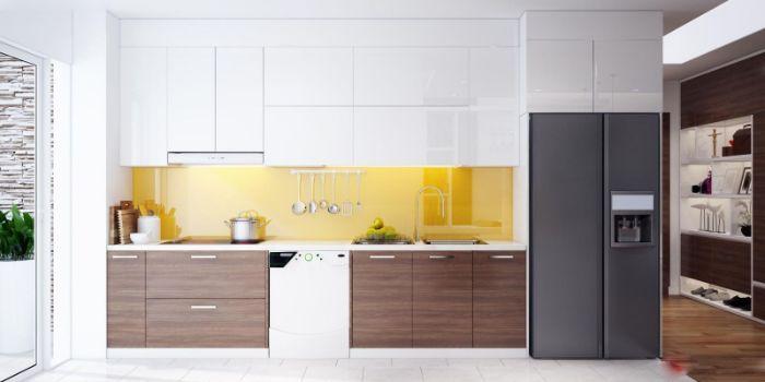 Gỗ Acrylic vật liệu cho những căn bếp hiện đại