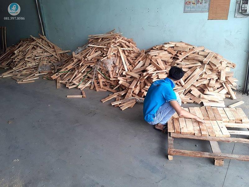 Phân loại lỗi khuyết điểm sau khi xẻ gỗ