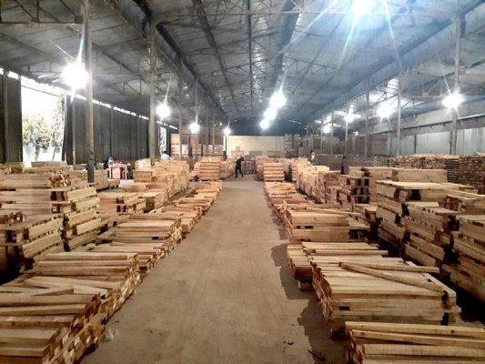 Công ty thu mua phôi gỗ cao su giá cao