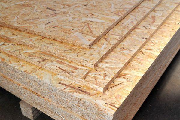 Ván gỗ osb