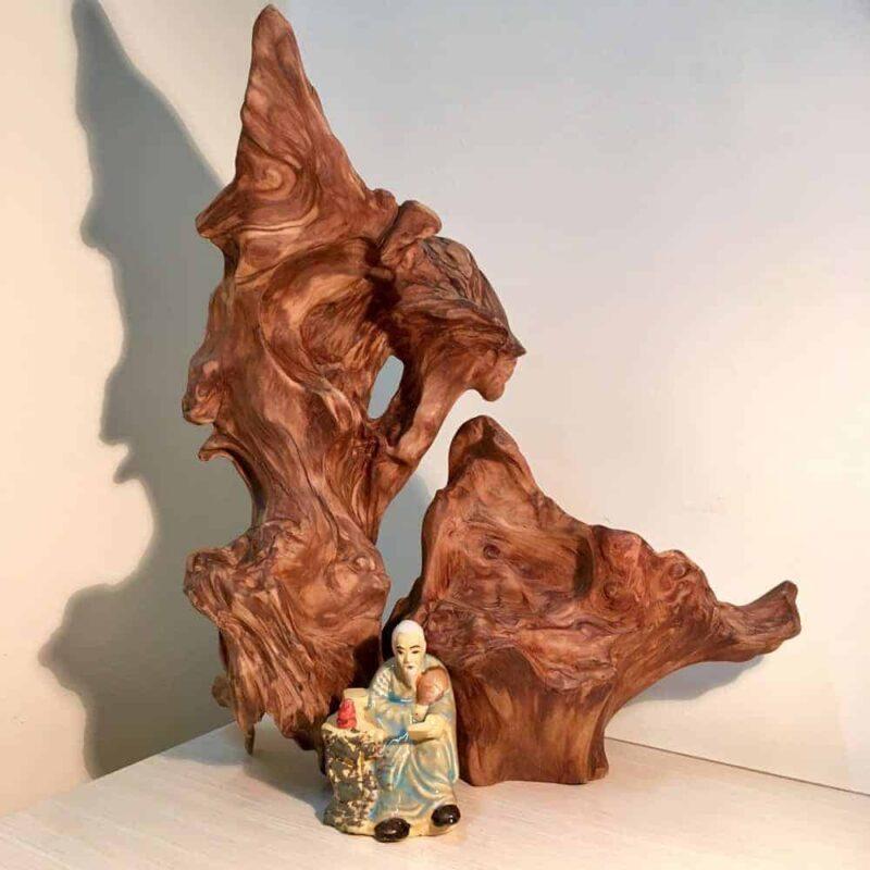 Các loại gỗ lũa chế tác nghệ thuật