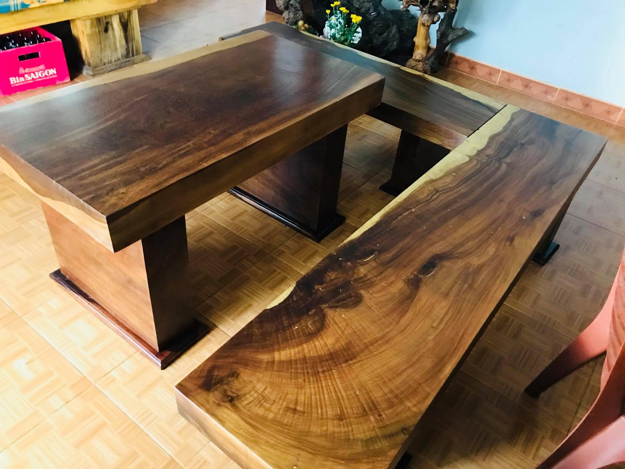 Sử dụng gỗ ké lau dài có tốt không